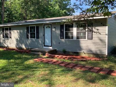 Spotsylvania Single Family Home For Sale: 10734 Robert E Lee Drive