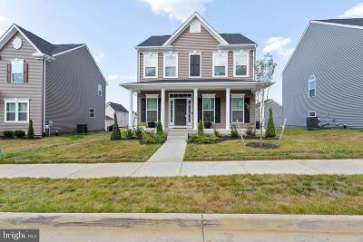 Spotsylvania Single Family Home For Sale: 6511 Crittenden Lane