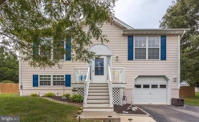 Spotsylvania County Single Family Home For Sale: 8706 Oldham Road