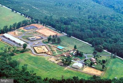 Spotsylvania County Farm For Sale: 8736 Lawyers Road