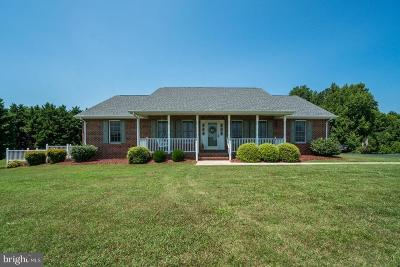 Spotsylvania County Single Family Home For Sale: 2420 Butler Road