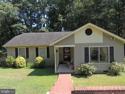 Fredericksburg VA Single Family Home For Sale: $214,900