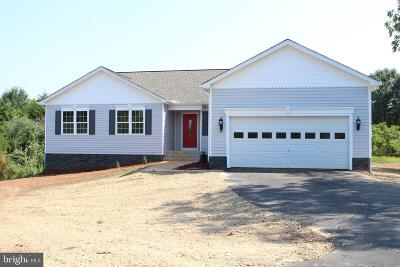 Spotsylvania County Single Family Home For Sale: 9931 Old Travelers Road