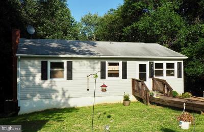 Fredericksburg Single Family Home For Sale: 3508 Len Hart Lane