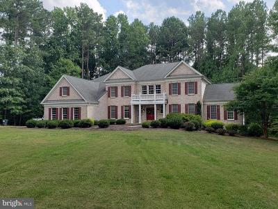 Spotsylvania County Single Family Home For Sale: 12806 Glendale Court