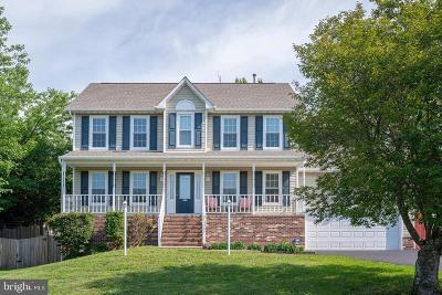 Fredericksburg Single Family Home For Sale: 6405 Basil Court