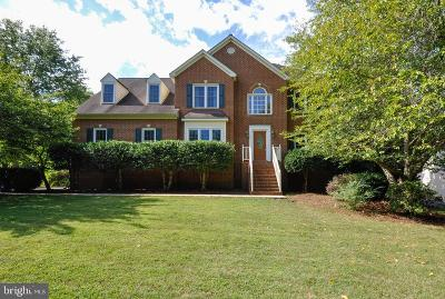 Spotsylvania Single Family Home For Sale: 13410 Fox Chase Lane
