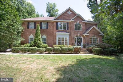 Spotsylvania Single Family Home Active Under Contract: 11011 Cinnamon Teal Drive