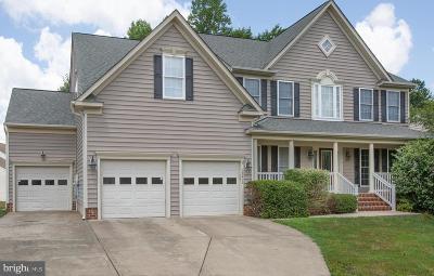 Spotsylvania Single Family Home For Sale: 10410 Silver Creek Court