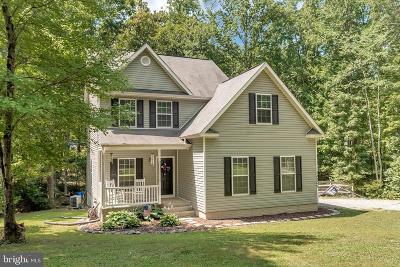 Spotsylvania Single Family Home For Sale: 13209 Flintlock Drive