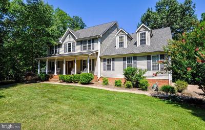Spotsylvania Single Family Home For Sale: 8505 Matthew Maury Court