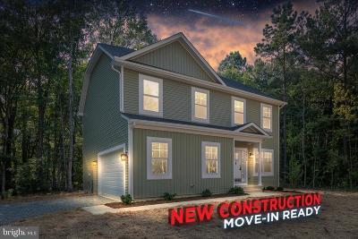 Spotsylvania Single Family Home For Sale: 6578 S Roxbury Mill Road