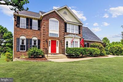 Fredericksburg Single Family Home For Sale: 7205 Cattail Court