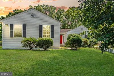 Spotsylvania Single Family Home For Sale: 10516 Chesterwood Drive