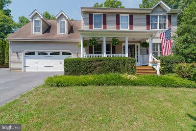 Fredericksburg Single Family Home For Sale: 9911 Bethwood Drive