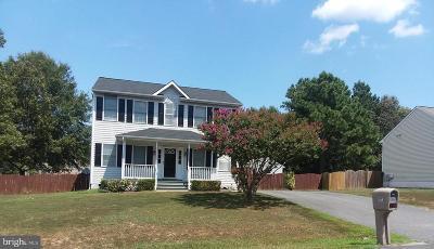 Fredericksburg VA Single Family Home For Sale: $274,900
