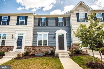 Spotsylvania Townhouse For Sale: 8659 Rosecrans Lane