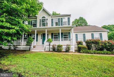 Fredericksburg Single Family Home For Sale: 10407 Norfolk Way