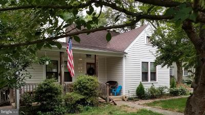 Fredericksburg Single Family Home For Sale: 200 &202 Alexandria Street