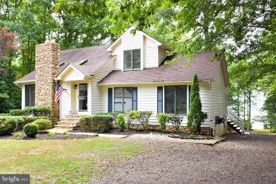 Bumpass Single Family Home For Sale: 2318 Valentine Drive