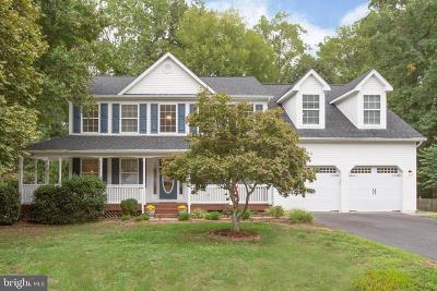 Spotsylvania County Single Family Home For Sale: 9806 Ramsay Drive
