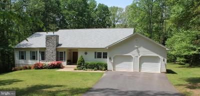 Spotsylvania Single Family Home For Sale: 9325 Wyndham Hill Lane