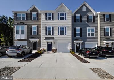 Spotsylvania Townhouse For Sale: 6516 Crittenden Lane