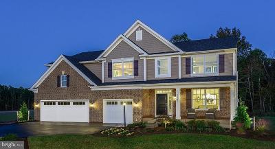 Spotsylvania County Single Family Home For Sale: Lords Lane- Washington