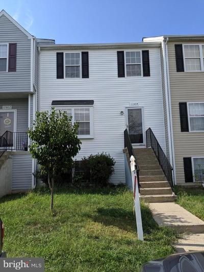 Fredericksburg Townhouse For Sale: 11004 Coreys Way