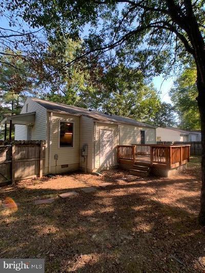 Spotsylvania County Single Family Home For Sale: 114 Sagun Drive
