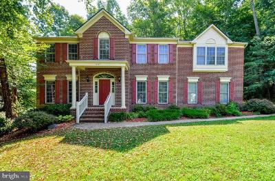 Fredericksburg Single Family Home For Sale: 10101 Chatham Court