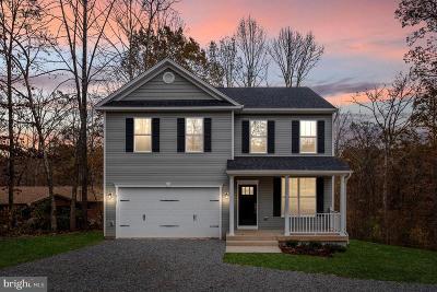 Fredericksburg City, Stafford County Single Family Home For Sale: 34 Beagle Road