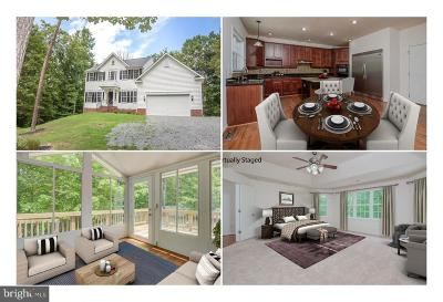 Fredericksburg City, Stafford County Single Family Home For Sale: 190 Spotted Tavern Road