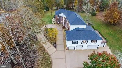 Fredericksburg Single Family Home For Sale: 3 Artillery Drive