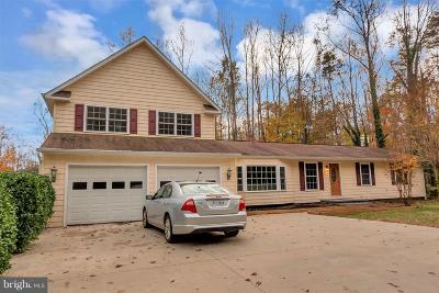Fredericksburg Single Family Home For Sale: 765 Holly Corner Road