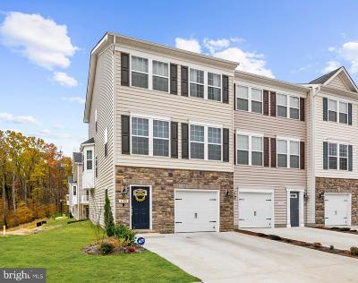Stafford County Townhouse For Sale: 610 Birds Nest Way