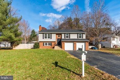Stafford VA Single Family Home For Sale: $1,900
