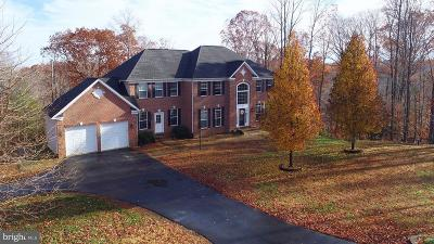 Fredericksburg City, Stafford County Single Family Home For Sale: 130 Brittany Manor Way
