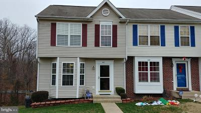 Stafford Townhouse For Sale: 410 Torbert Loop