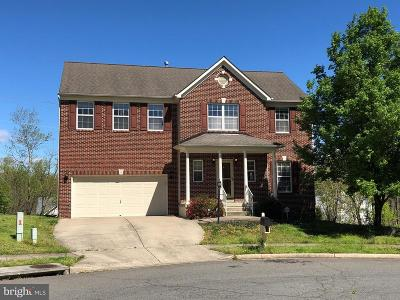 Stafford Single Family Home For Sale: 1 Bells Ridge Drive