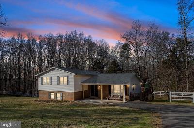 Fredericksburg Single Family Home For Sale: 5 River Ridge Lane