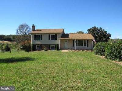 Stafford Single Family Home Active Under Contract: 644 Rock Hill Church Road