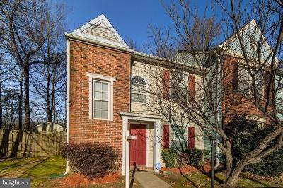 Stafford Townhouse For Sale: 201 Wind Ridge Drive