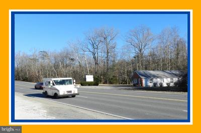 Stafford County Commercial For Sale: 3248 Jefferson Davis Highway