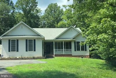 Stafford Single Family Home Active Under Contract: 123 Doc Stone Road