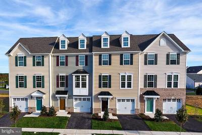 Fredericksburg City, Stafford County Townhouse For Sale: 1110 Landing Drive
