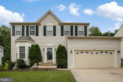 Stafford Single Family Home Under Contract: 83 Tavern Road