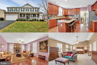 Stafford County Single Family Home For Sale: 29 Cornerstone Drive