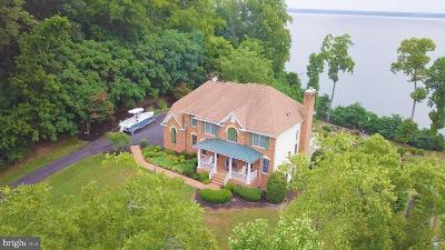 Fredericksburg City, Stafford County Single Family Home For Sale: 431 Marlborough Point Road