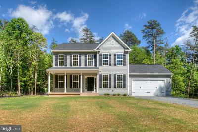 Stafford Single Family Home For Sale: Olde Concord Road